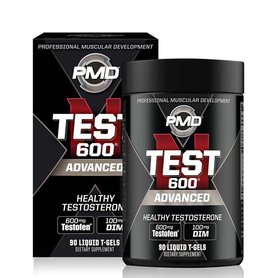 PMD N-Test 600 Advanced (30 Serve) 90 Capsules