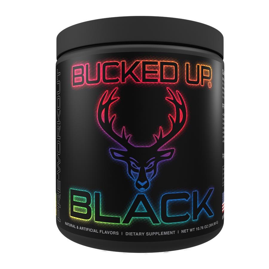 Bucked Up PRE Black (30 Serve) 305g