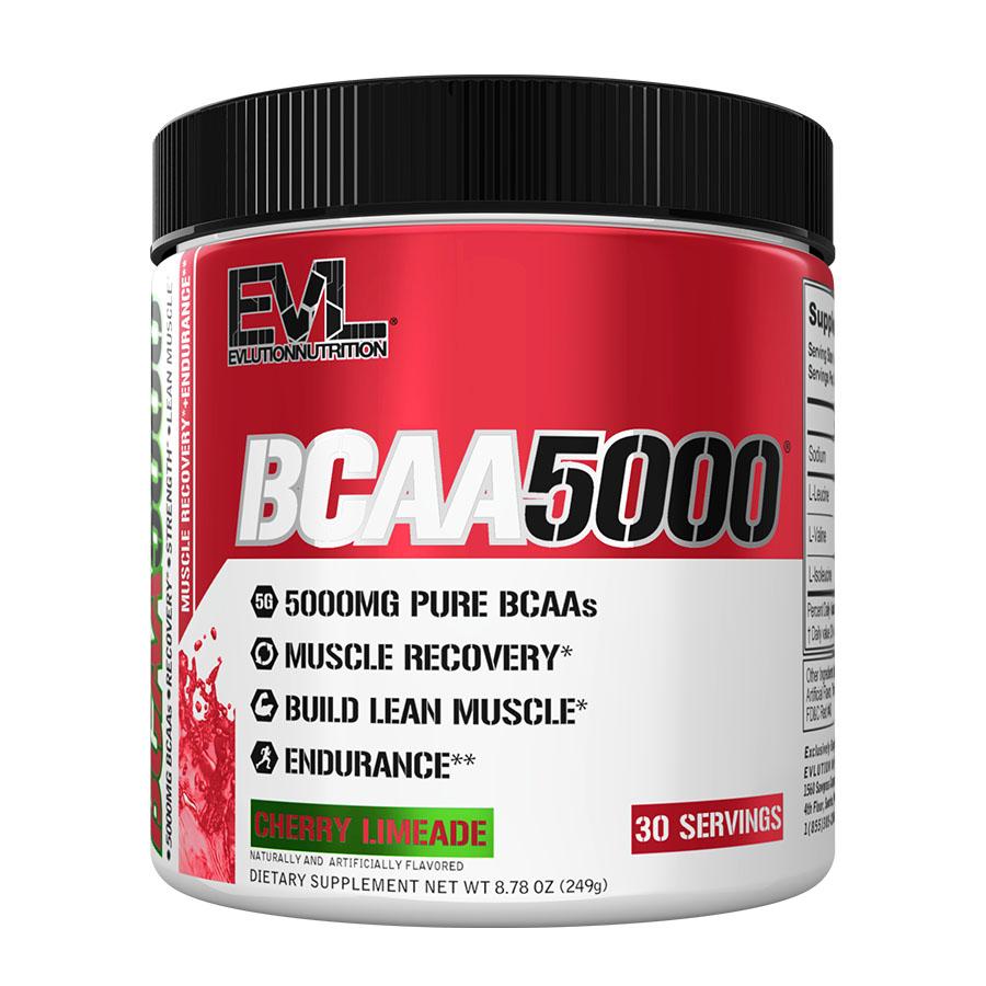 EVL Nutrition BCAA 5000 (30 Serve) 249g