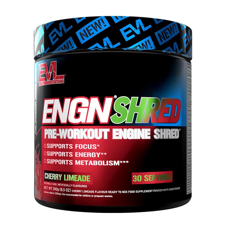EVL Nutrition ENGN SHRED (30 Serve) 231g