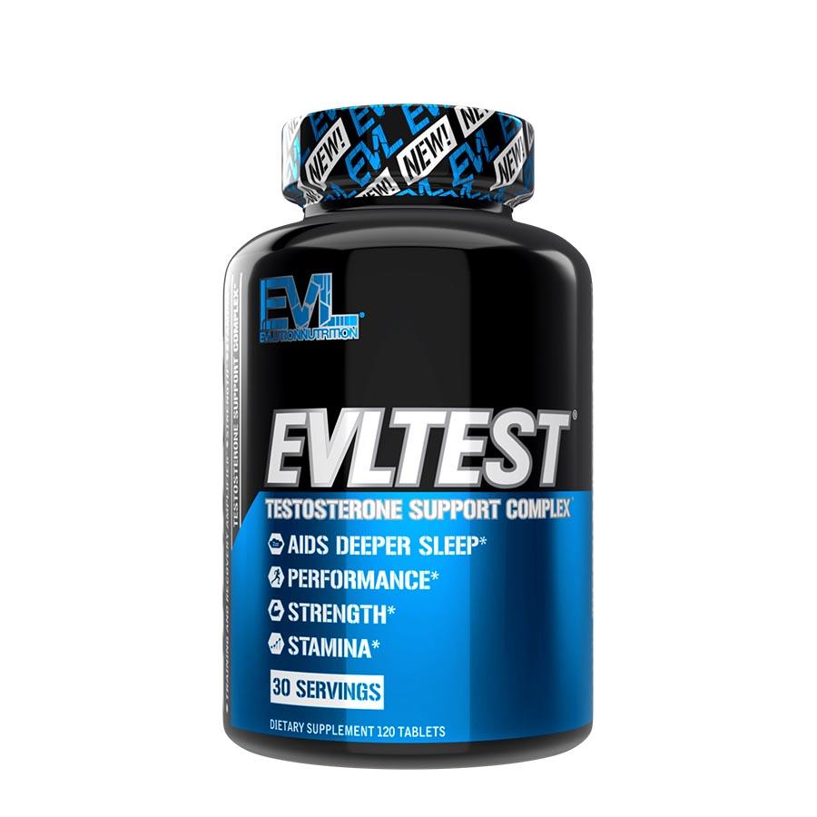 EVL Nutrition EVL Test (30 Serve) 120 Tablets
