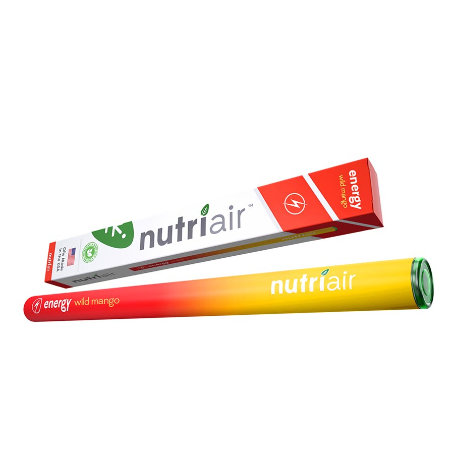 nutriair energy wild mango (200+ Inhalations) Diffuser